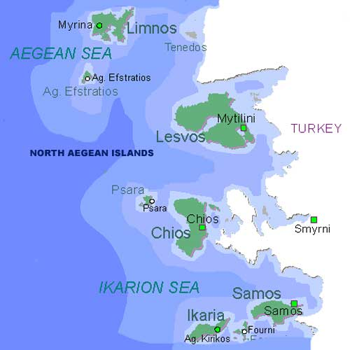 north aegean