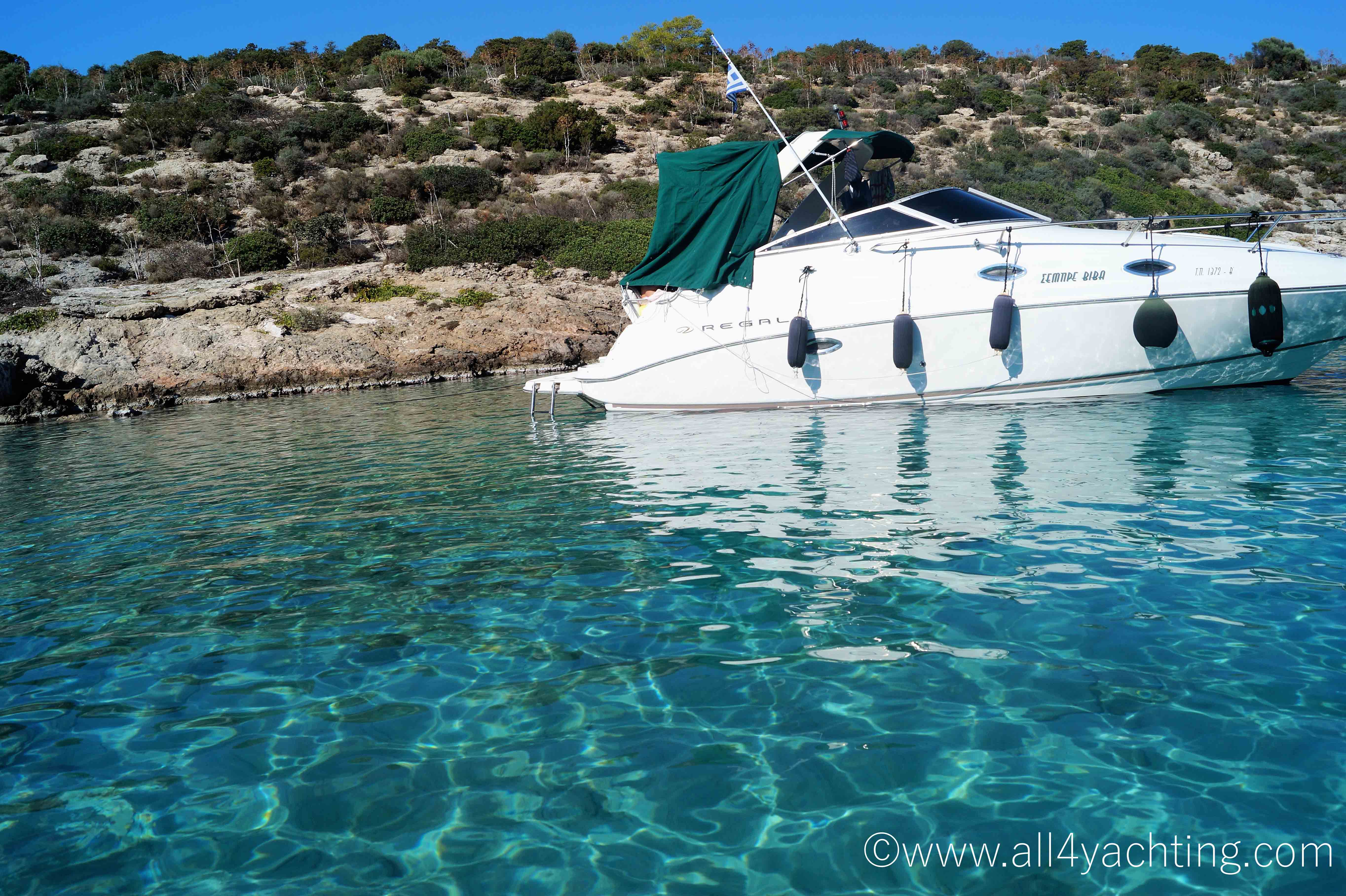 Fleves Islet, Vouliagmeni, Athens Coasts