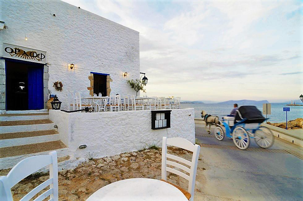 Spetses Island, Saronic Gulf :