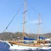 Traditional Motor Sailer (Ketch) 88 Feet