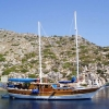 Traditional Motor Sailer (Gulet) 65 Feet