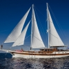 Luxury Traditional Motor Sailer (Gulet) 100 Feet