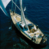 Luxury Crewed Sailing Yacht, Franchini 75