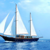 Luxury Traditional Motor Sailer 92 Feet