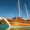 Luxury Traditional Motor Sailer (Gulet) 98 Feet