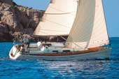 sailing boat day charter