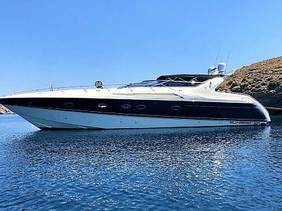 M/Y OBSESSION Sunseeker 55